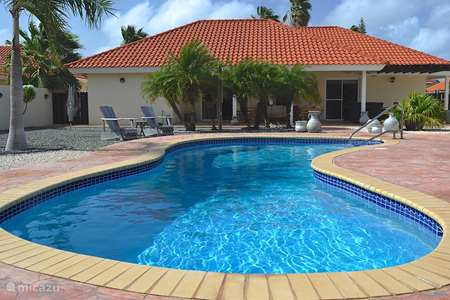 Vacation rental Aruba, Noord, Palm Beach - villa Saban Soño