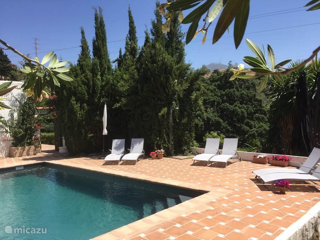 Vakantiehuis Spanje, Costa del Sol, Mijas Costa villa Finca La Tierra