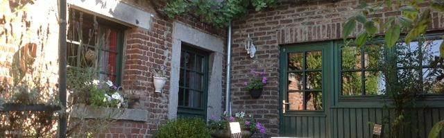 Ferienwohnung Belgien, Ardennen, Durbuy Gîte / Hütte L'Aube Claire