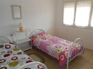 slaapkamer 4 op de beneden verdieping