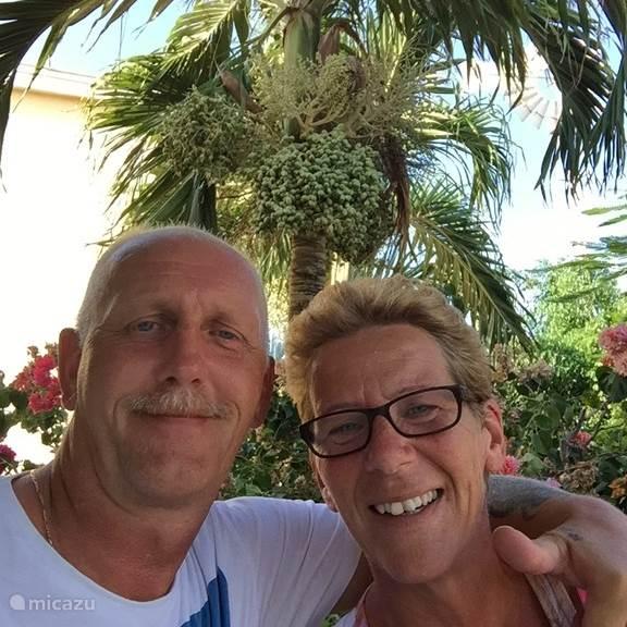 Jelle en Anja Faber