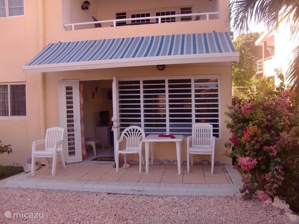 Duiken / snorkelen, Curacao, Banda Ariba (oost), Seru Coral, appartement Seru Coral Resort.