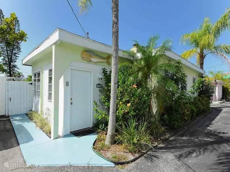Ferienwohnung USA – gîte / hütte Cottage Sarasota Florida