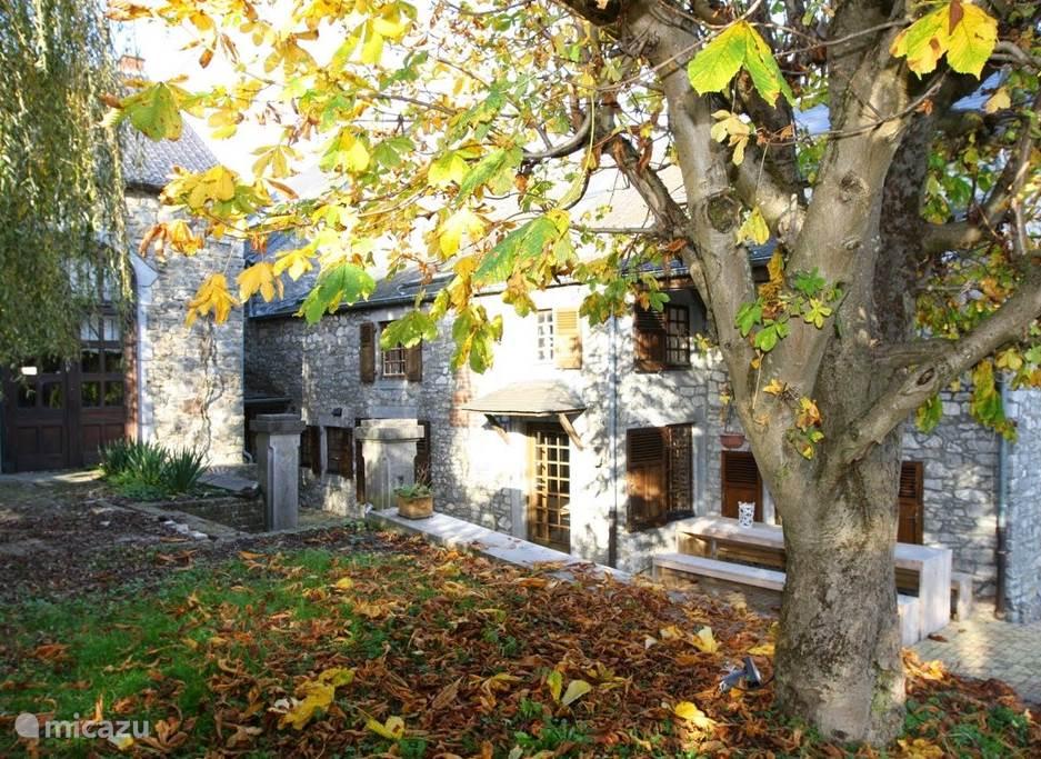 Vakantiehuis België – gîte / cottage Gite La draisienne