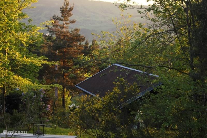Vakantiehuis Frankrijk, Allier, La Chabanne Chalet Chalet Les Bruyères (****)