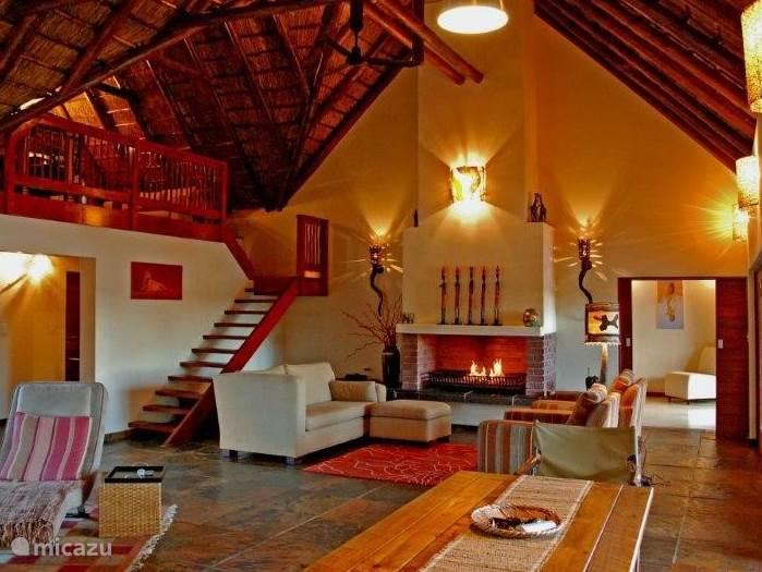 Vakantiehuis Zuid-Afrika, Limpopo – villa Mahlangeni Safari Lodge