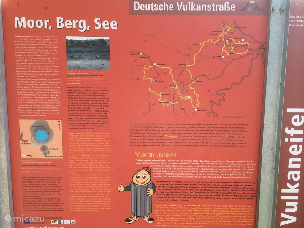 Walking, cycling, mountain biking or just touring by car or motorbike, everything around the corner.