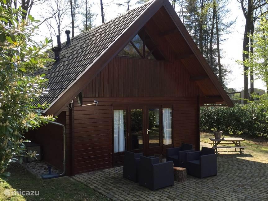 Vakantiehuis Nederland, Gelderland, Ruurlo chalet Beau Chalet Ruurlo