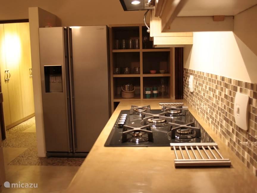 Goed uitgeruste keuken