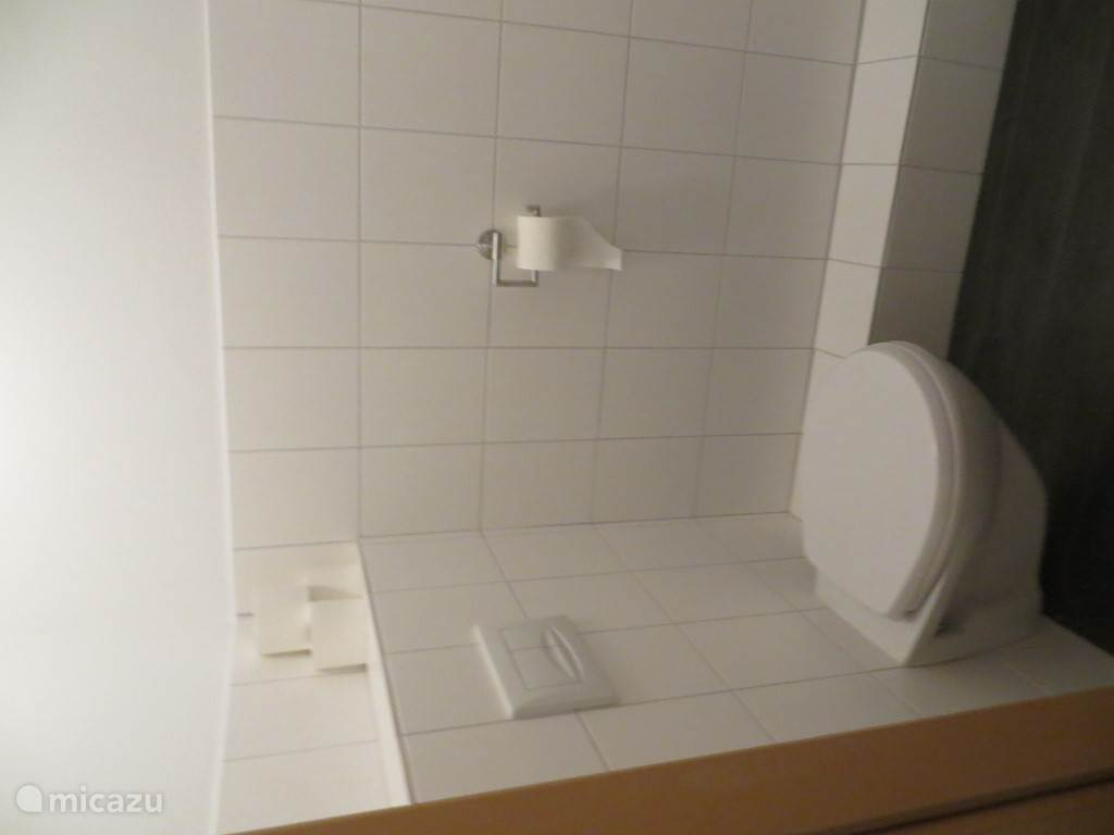 2 aparte toiletten
