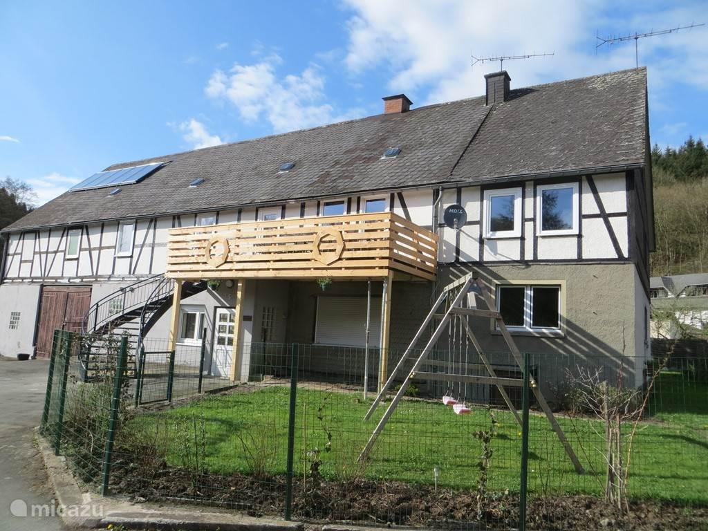 Vakantiehuis Duitsland, Sauerland, Medebach Boerderij Haus am Wilde Aar 8-10 personen