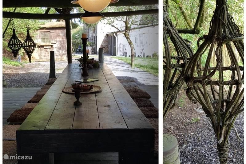 Vakantiehuis België, Ardennen, Manhay Boerderij Le Grand Menil