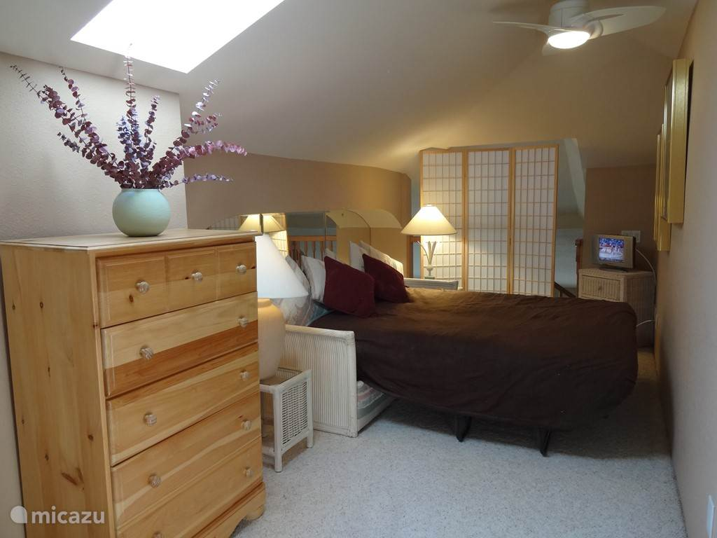 loft, slaapkamer 3