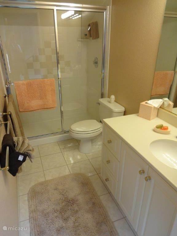 loft badkamer