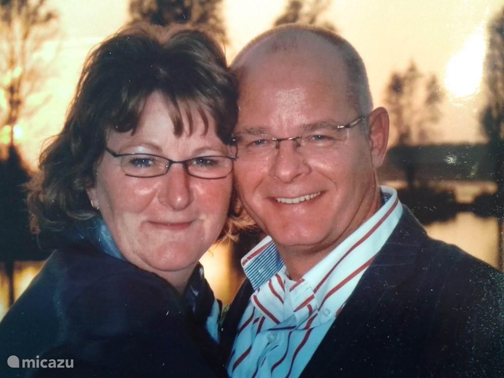 Charles & Marja Albers