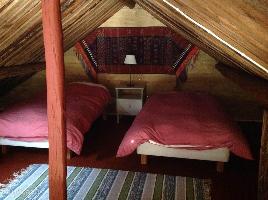 Vide met 2 bedden, sfeervol en zeer comfortabel