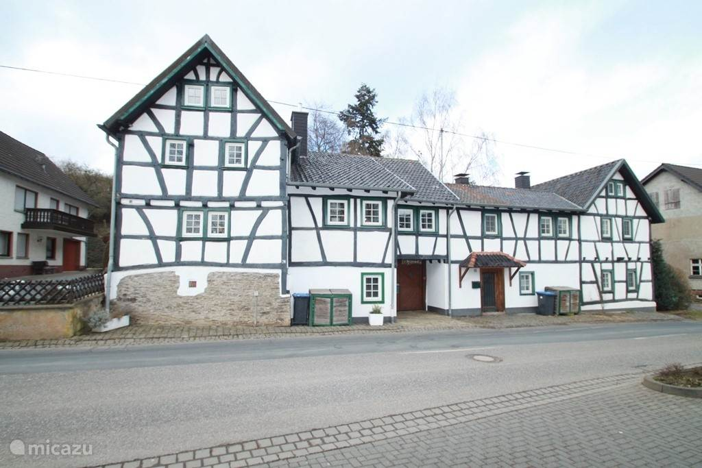 Vacation rental Germany, Eifel, Schalkenbach holiday house Holiday Home Meisenhof
