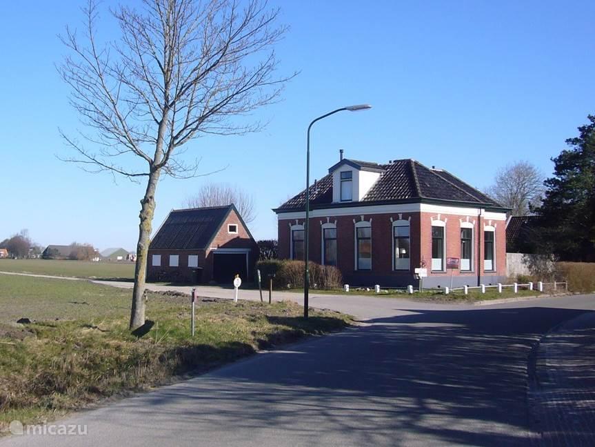 Vakantiehuis Nederland, Groningen – vakantiehuis Pieteresk
