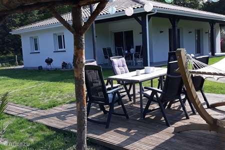 Vakantiehuis Frankrijk – vakantiehuis Villa de Mahiou aan de kust