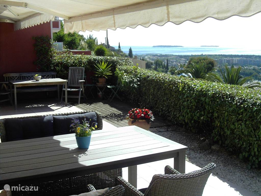 Vacation rental France, French Riviera, Mandelieu-la-Napoule - apartment Apartment overlooking Mandelieu