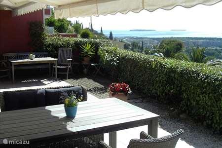 Vakantiehuis Frankrijk, Côte d´Azur, Théoule-sur-Mer - appartement Terrasses de Cannes-Mandelieu