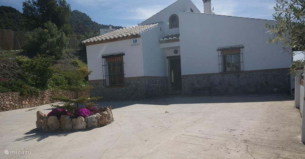 Vakantiehuis Spanje, Andalusië, Frigiliana Villa Villa Godoy
