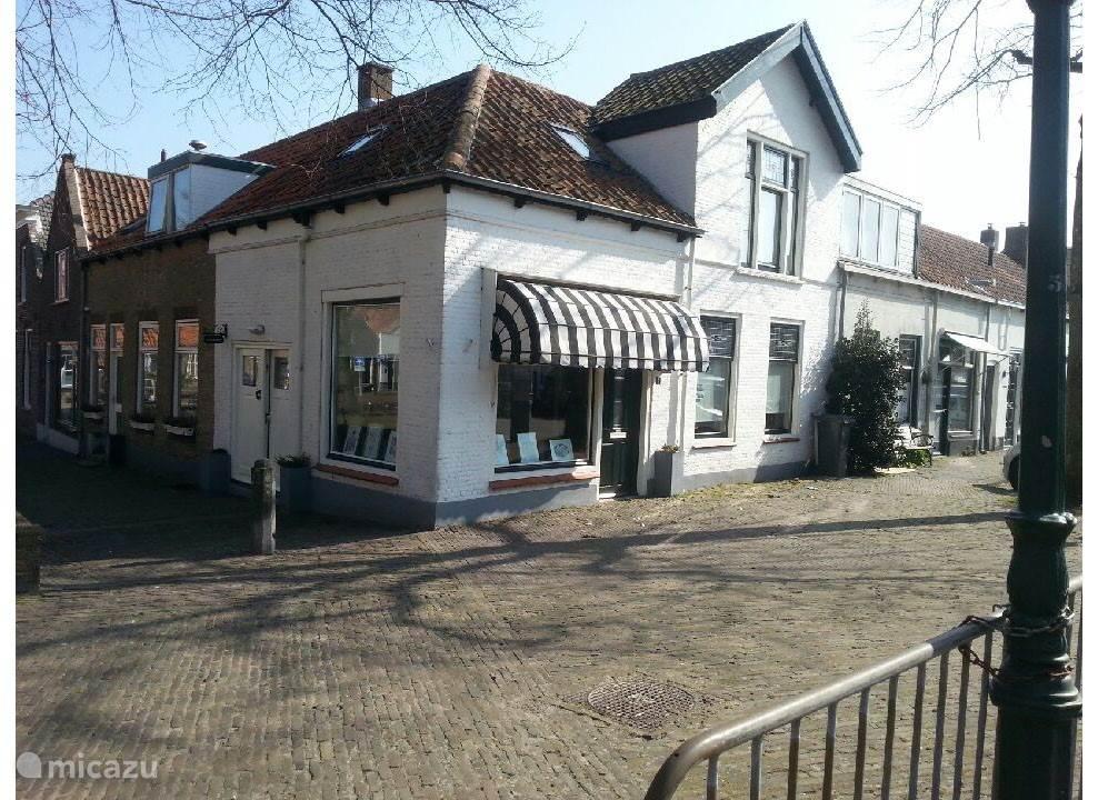 Vakantiehuis Nederland, Zeeland, Burgh Haamstede - stadswoning Nederland