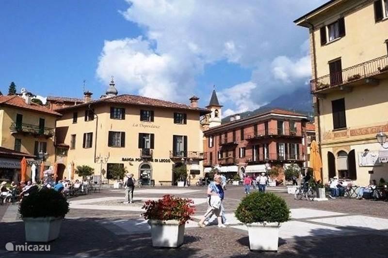 Vakantiehuis Italië, Comomeer, Acquaseria Appartement Mooi appartement aan meer van Como