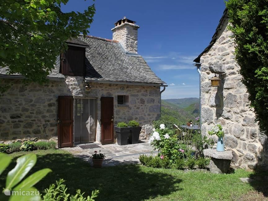 Vakantiehuis Frankrijk, Aveyron – vakantiehuis La Petite Maison