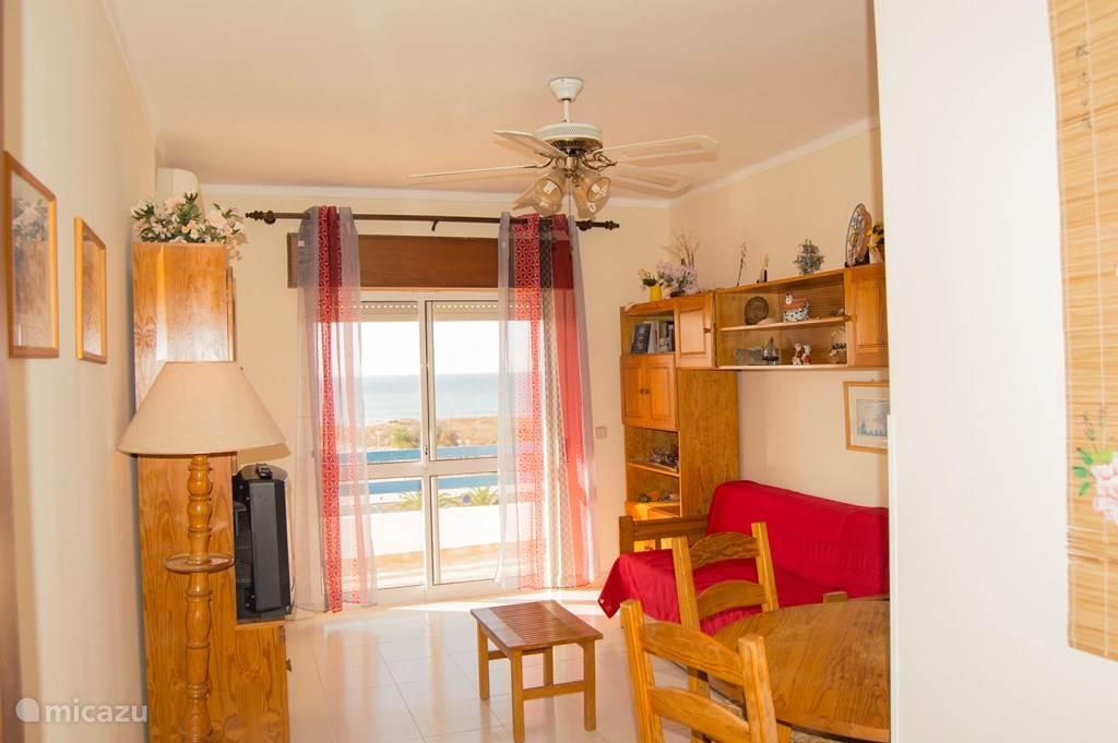 Vakantiehuis Portugal, Algarve, Monte Gordo - appartement Appartement met prachtige zeezicht