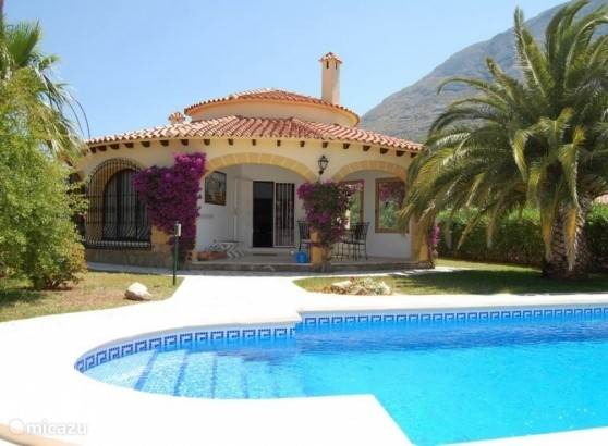 Vacation rental Spain, Costa Blanca, Dénia villa Villa Denia