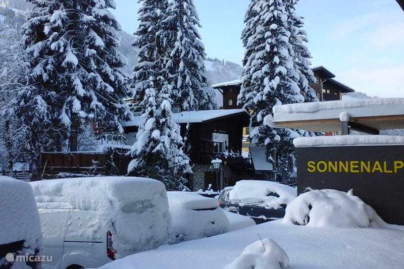 Vacation rental Austria, Tyrol, Niederau Apartment Sonnenalp Mountainview (2-8 pers)