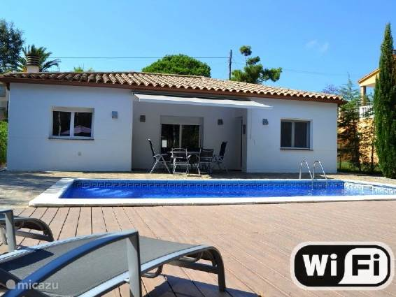Vacation rental Spain, Costa Brava, Calonge villa Villa Maravilla