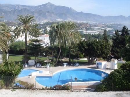 Vakantiehuis Spanje, Costa del Sol, Nerja vakantiehuis Shangri-La vakantiewoningen - Nerja