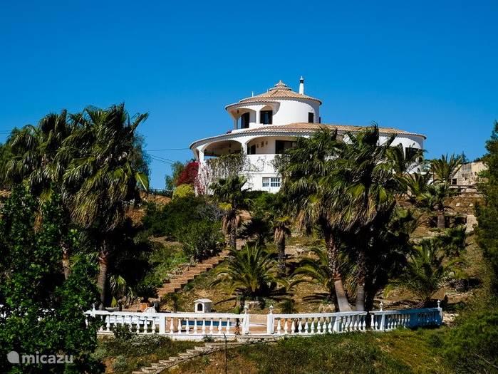 Vakantiehuis Portugal, Algarve, Vale Rosados - villa Casa Castelo a Vista