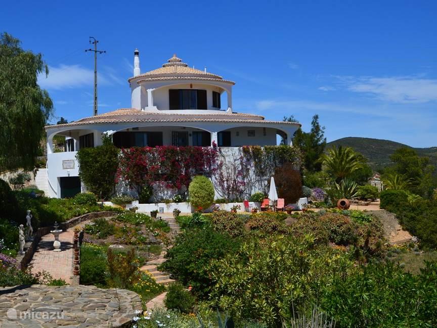 Vakantiehuis Portugal, Algarve, Vale Rosados Villa Casa Castelo a Vista
