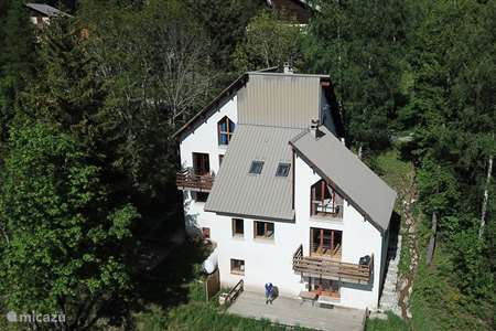 Vacation rental France, Alpes-de-Haute-Provence, Allos apartment Les bouleaux 5