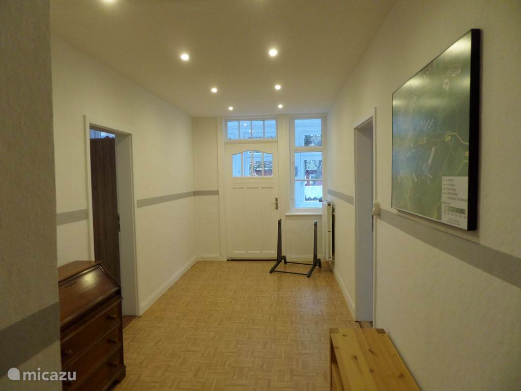 Hallway Mayor's Residence
