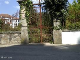 Een oud hek komt weer tot leven