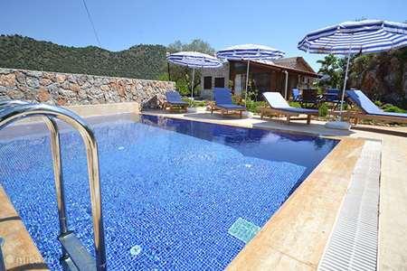 Vakantiehuis Turkije – vakantiehuis Elegant with private pool house sems