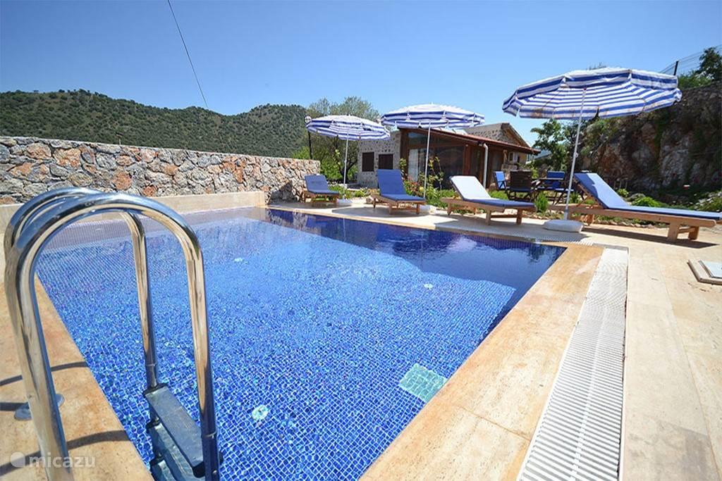 Ferienwohnung Türkei, Lykien, Fethiye Ferienhaus Elegant Mit Eigenem Pool  Haus Sems ...