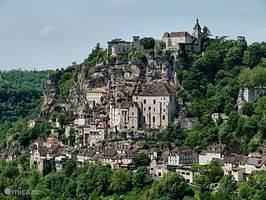 Breng een bezoek aan Rocamandour