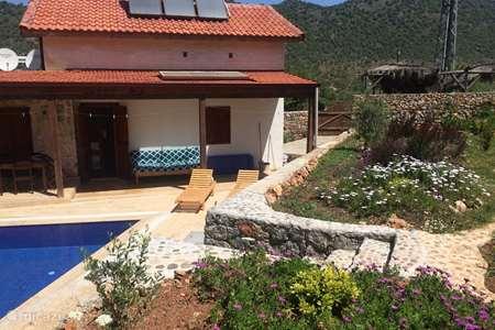 Vakantiehuis Turkije – vakantiehuis Rumi perfecte locatie prive zwembad