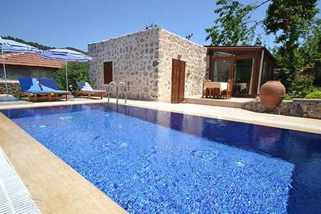 Vakantiehuis Turkije – vakantiehuis Huis Karya met prive zwembad