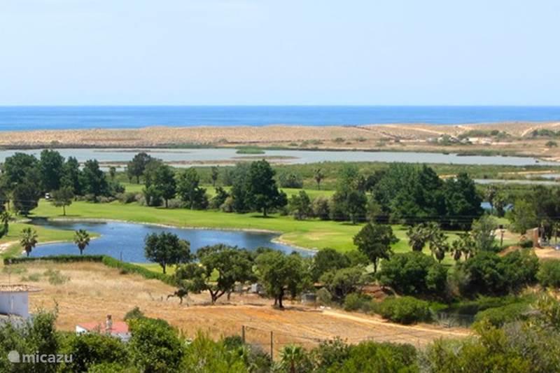 Vakantiehuis Portugal, Algarve, Albufeira Vakantiehuis Quinta da Felicidade, Casa Rosa