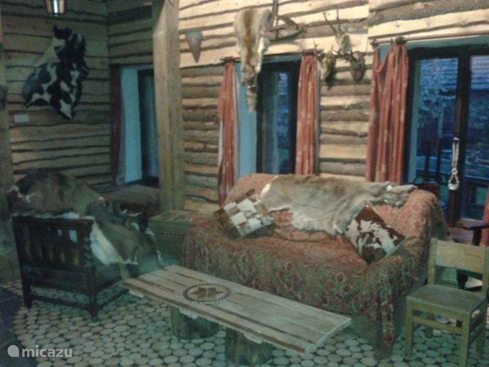 Vakantiehuis Tsjechië, Zuid-Bohemen, Strunkovice nad Blanicí Appartement Dum Zichovec Appartement Bonanza