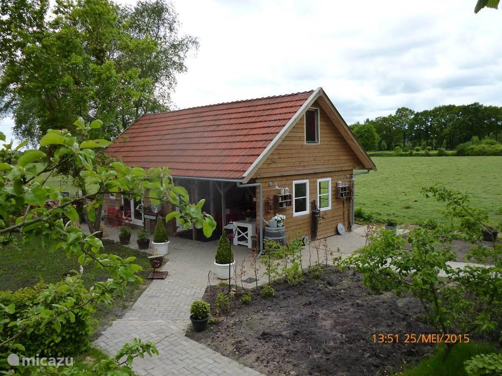 Vakantiehuis Nederland, Drenthe, Emmen - vakantiehuis De Trouwerie
