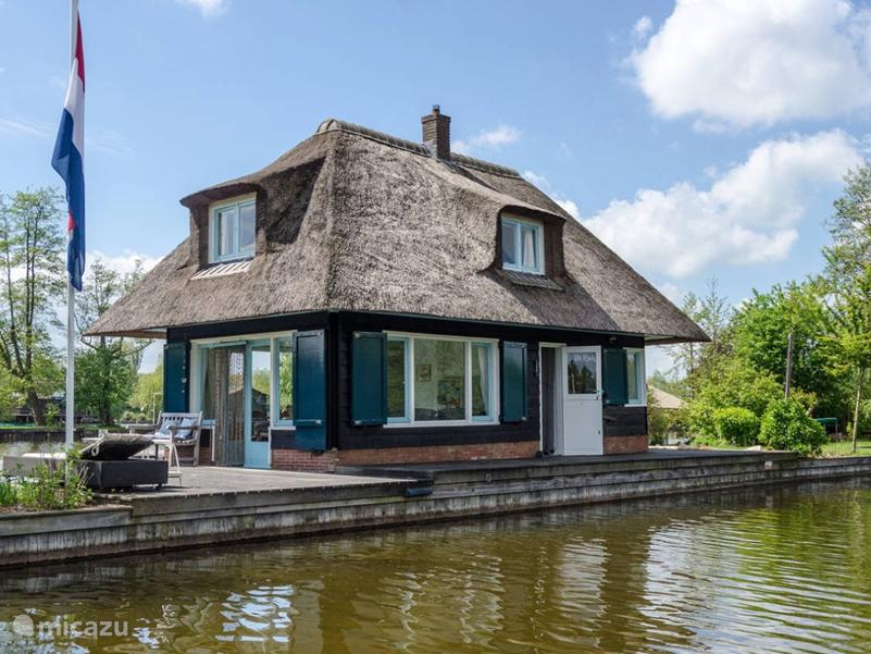 Vakantiehuis Nederland, Utrecht – vakantiehuis De Rietpol