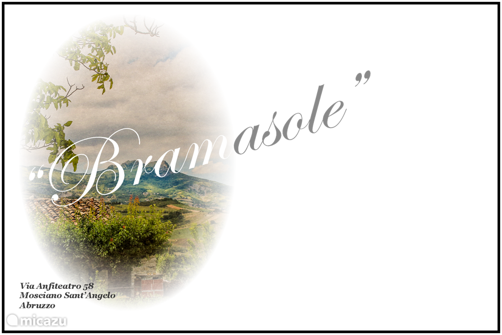 Vakantieappartement Bramasole Abruzzo