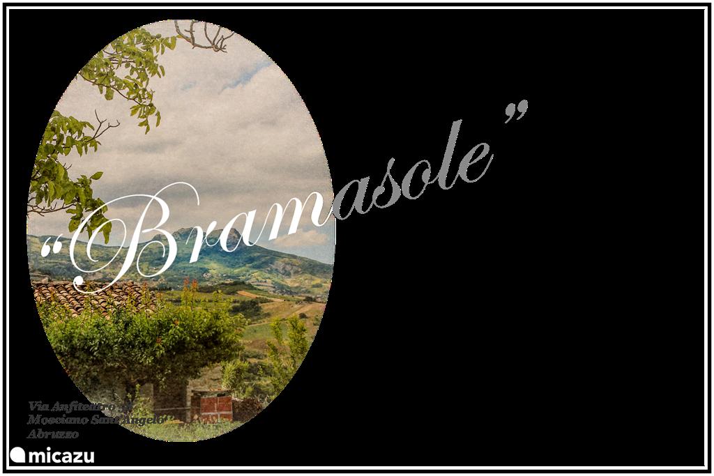Vakantiehuis Italië, Abruzzen, Mosciano Sant'Angelo - appartement Bramasole